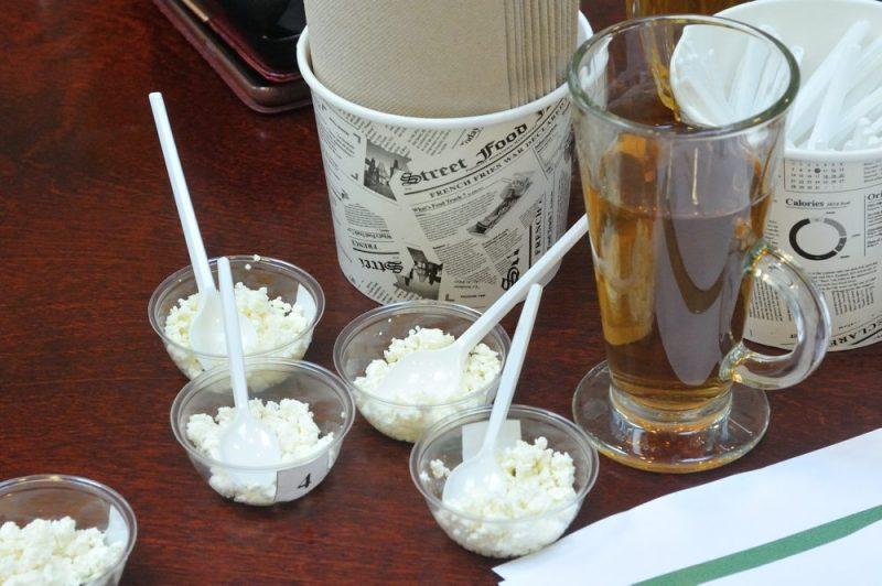 """LPCS piena produktu konkursa degustācija izstādei """"Riga Food 2019""""."""