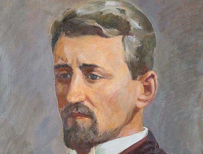 Pauls Dauge (1869–1946).