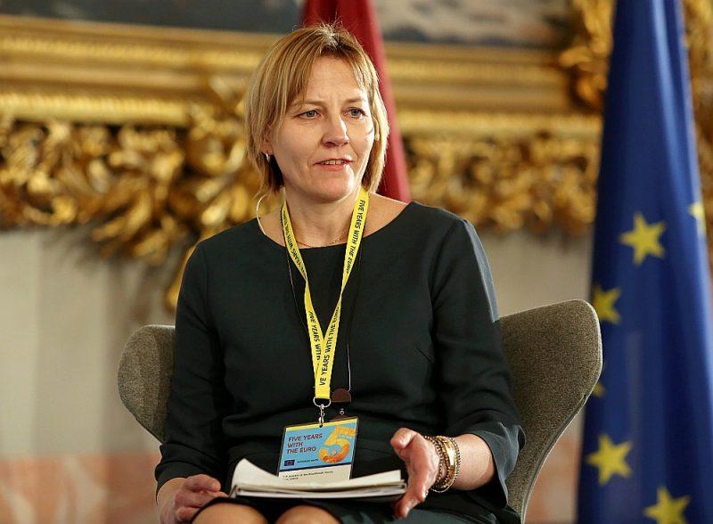"""Ilze Juhansone: """"Junkera komisiju raksturo stratēģisks redzējums, fokuss uz reformām un spēja reaģēt krīzes situācijās."""""""