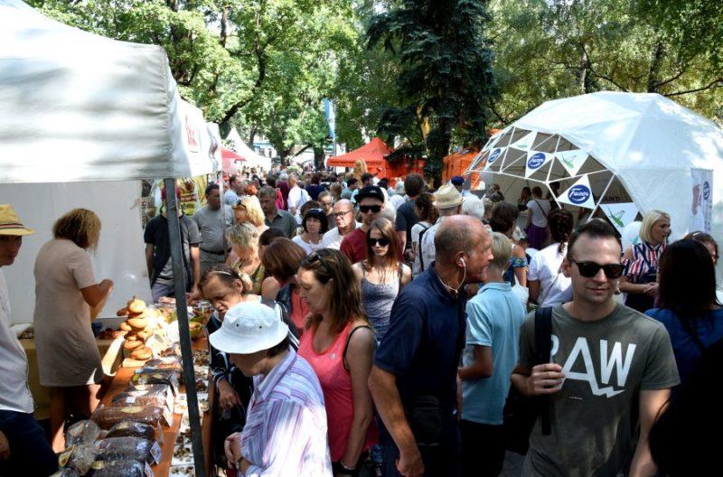 Maiznieku iela Rīgas svētkos pērnajā vasarā.