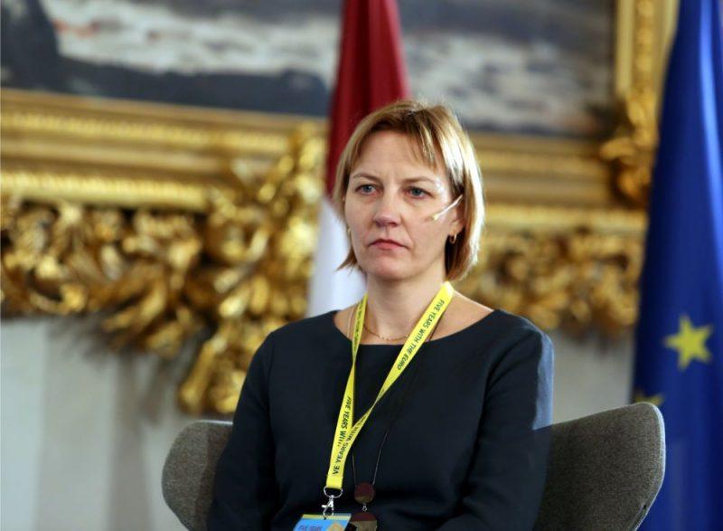 Eiropas Komisijas (EK) ģenerālsekretāre Ilze Juhansone.