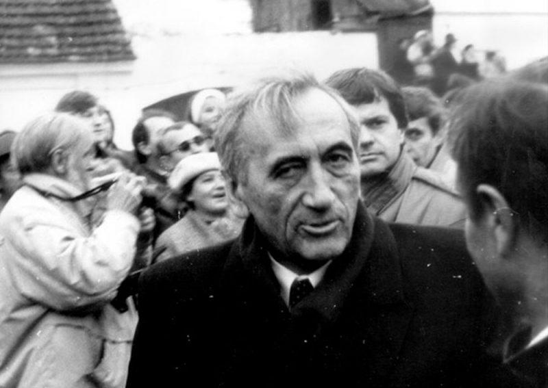 Tadeušs Mazoveckis (1927–2013).