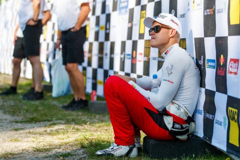 WRC rallija pilots Ots Tanaks.