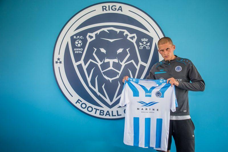 """Vladimirs Kamešs panācis vienošanos ar """"Riga"""" FC."""
