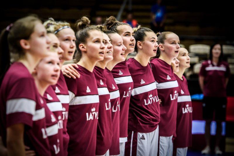 Latvijas U-20 izlase Eiropas čempionātā izcīnīja 10. vietu.