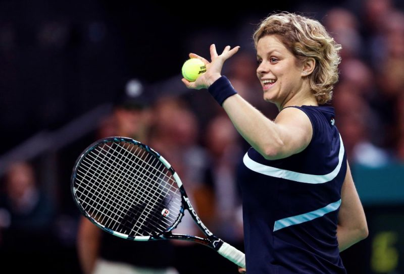 Titulētā Kima Klijstersa nākamgad plāno atgriezties profesionālajā tenisā.
