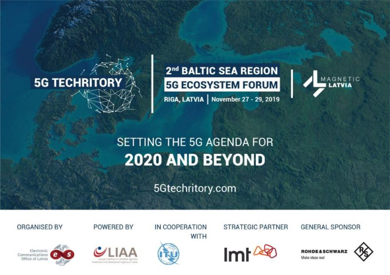 5G konference Rīgā