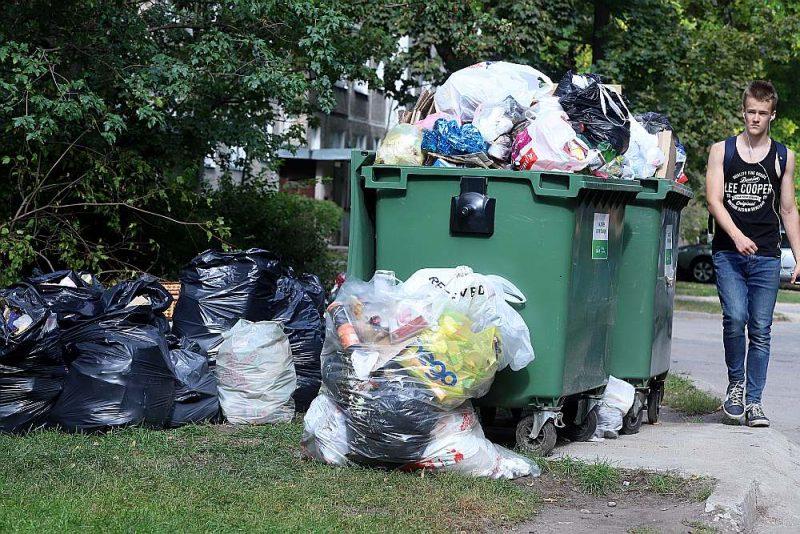 """Pašlaik gatavību turpināt sadzīves atkritumu izvešanu apliecinājuši SIA """"Clean R"""" un SIA """"Eco Baltia vide""""."""