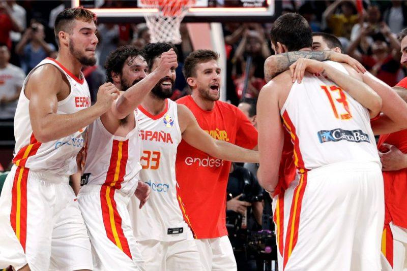Spānijas basketbolisti otro reizi komandas vēsturē spēlēs Pasaules kausa finālā.