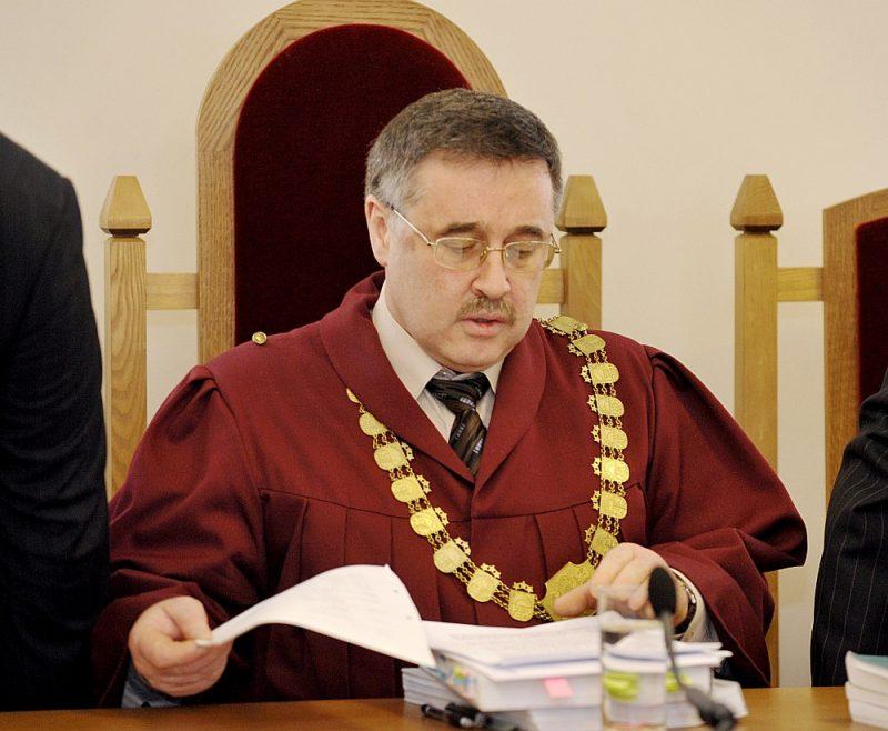 Rīgas apgabaltiesas tiesnesis Boriss Geimans tā saukto Lemberga krimāllietu skatīja jau 10 gadus – kopš 2009. gada 16. februāra.