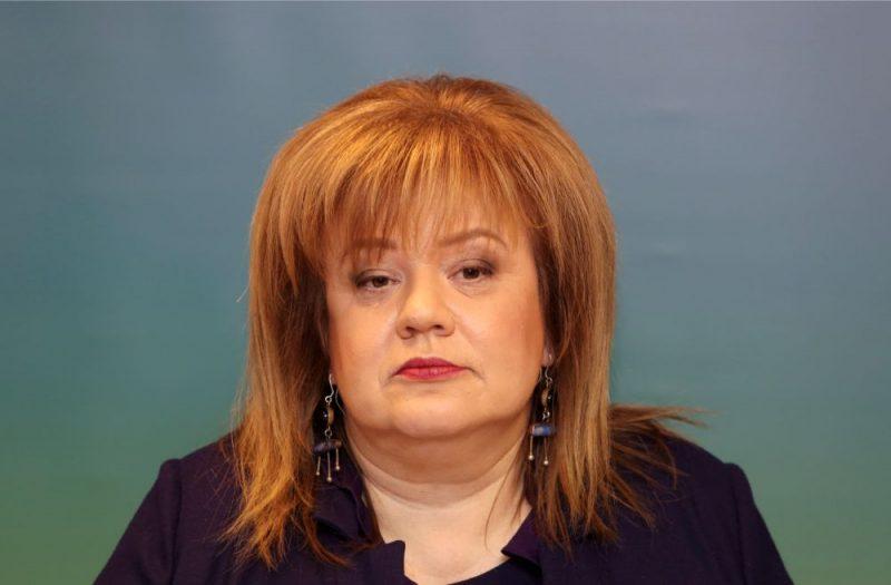 Valsts kontroliere Elita Krūmiņa.