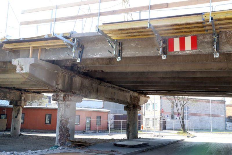 A.Deglava tilts Rīgā.