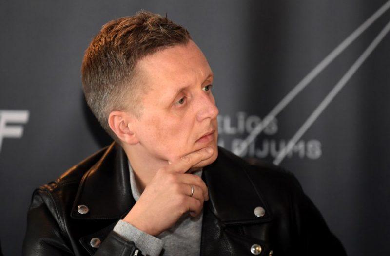 """""""VEF Rīga"""" valdes priekšsēdētājs Edgars Jaunups."""