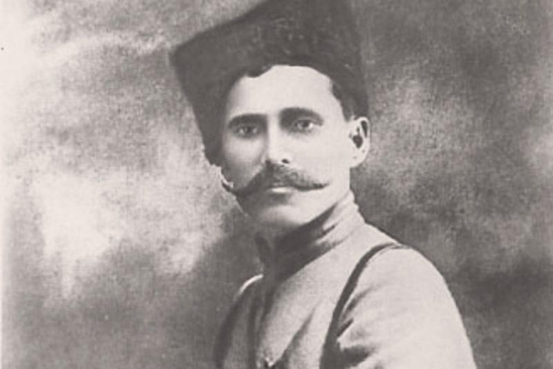 Vasilijs Čapajevs 1919. gadā.