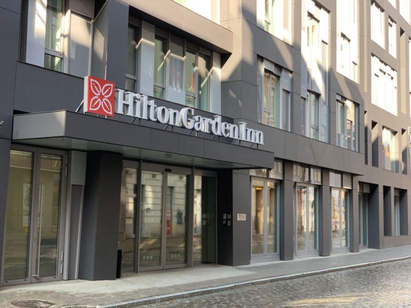 """""""Hilton Garden Inn Riga Old Town"""""""