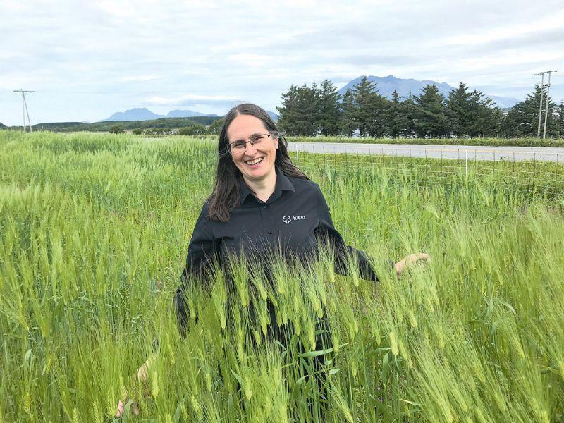 Latviete, zinātņu doktore Ieviņa Stūrīte 12 gadus strādā Norvēģijas Bioekonomikas institūtā NIBIO.