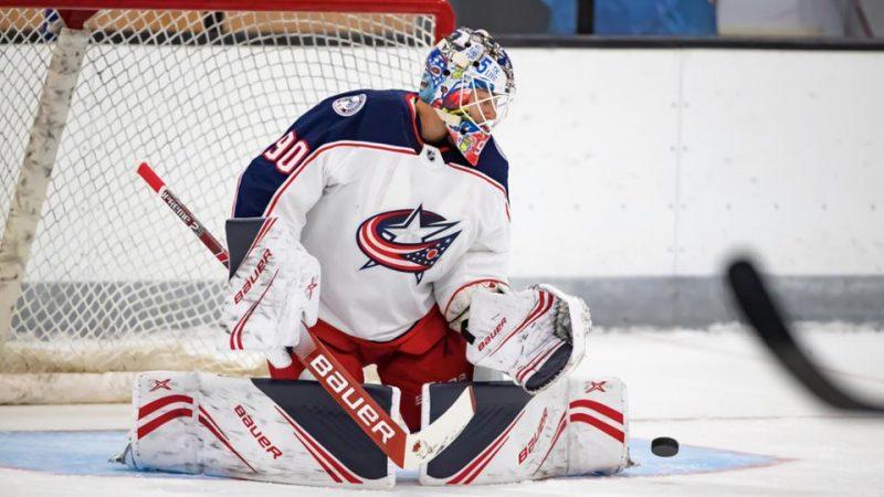 Elvim Merzļikinam ceturtdien sākās karjerā pirmā NHL pirmssezonas nometne.