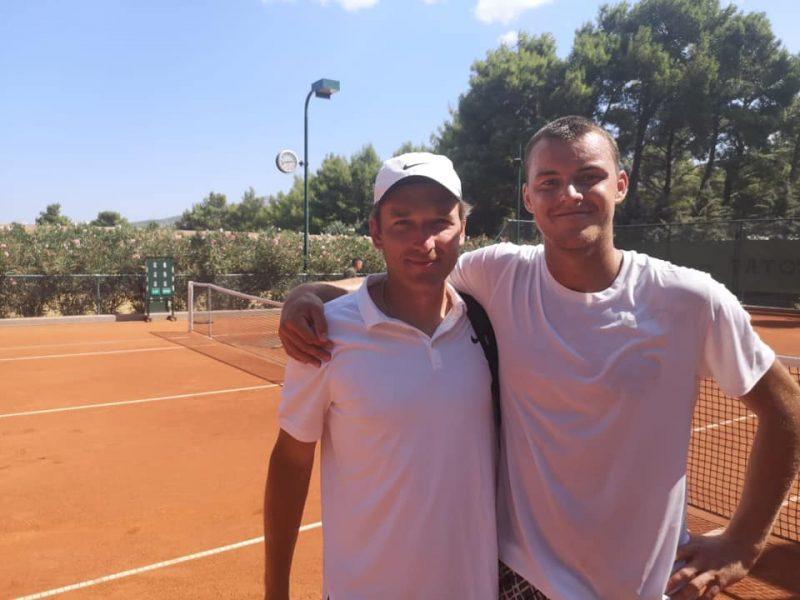 Latvijas tenisisti izcīnījuši otro uzvaru Deivisa kausā.