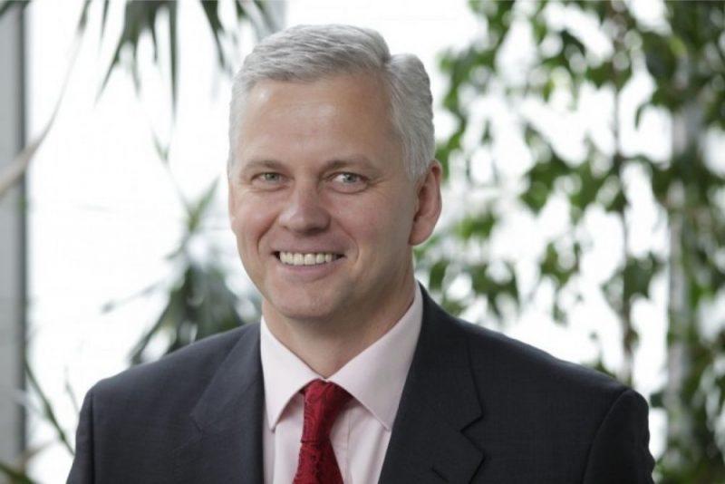Eco Baltia padomes priekšsēdētājs Viesturs Tamužs