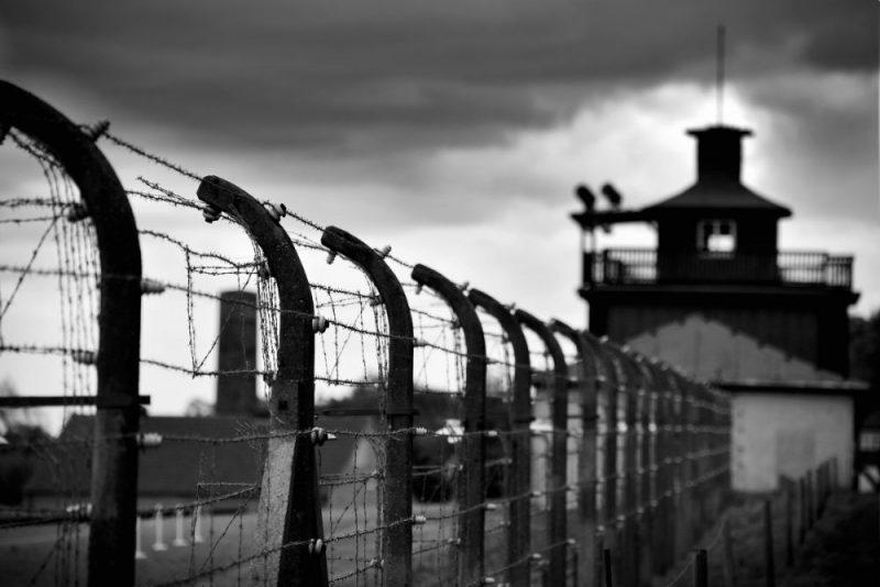 Būhenvaldes koncentrācijas nometne.