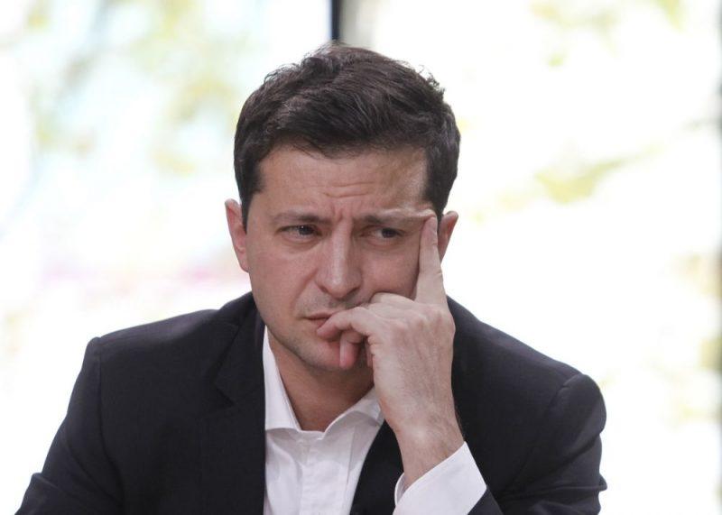 Vlodimirs Zelenskis.