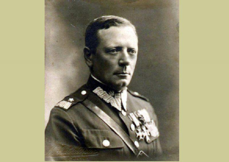 Ģenerālis Francišeks Klēbergs (1888–1941).