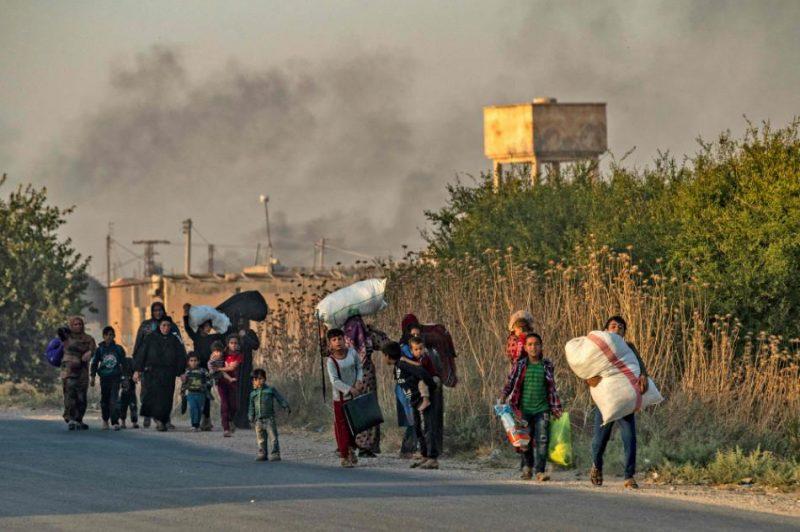 Turcija trešdien sākusi plašu uzbrukumu kurdu kontrolētajām teritorijām Sīrijas ziemeļaustrumos.