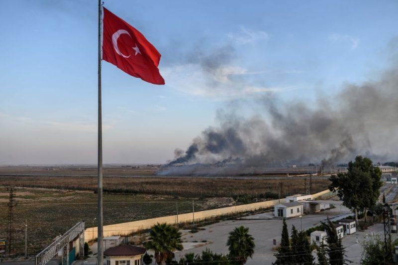 Piecas ANO Drošības padomē šobrīd pārstāvētās Eiropas valstis  pieprasījušas Turcijai apturēt uzbrukumu Sīrijas kurdu spēkiem.
