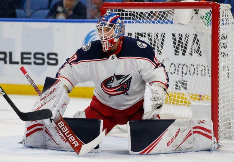 Elvis Merzļikins šoruden piepildīs savu sapni, debitējot pasaules labākajā hokeja līgā.