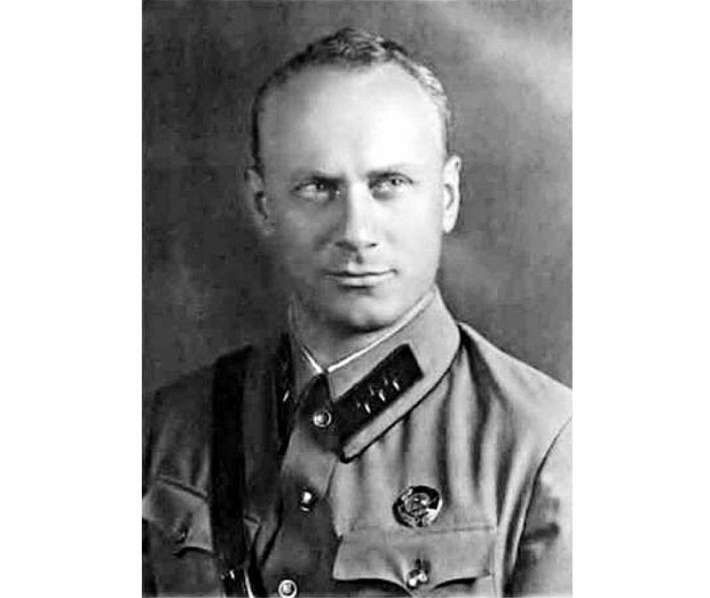 Ivans Serovs 1940. gadā.