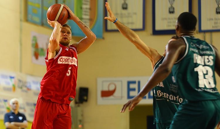 Ingus Jakovičs šosezon spēlēja Itālijā.
