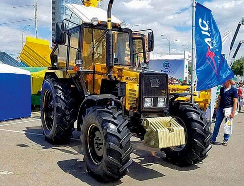 'Belarus-892 Lux-LPG'