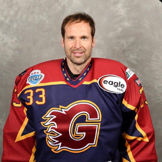 Peters Čehs kopš bērnības dievina hokeju un tagad to spēlēs arī pats.