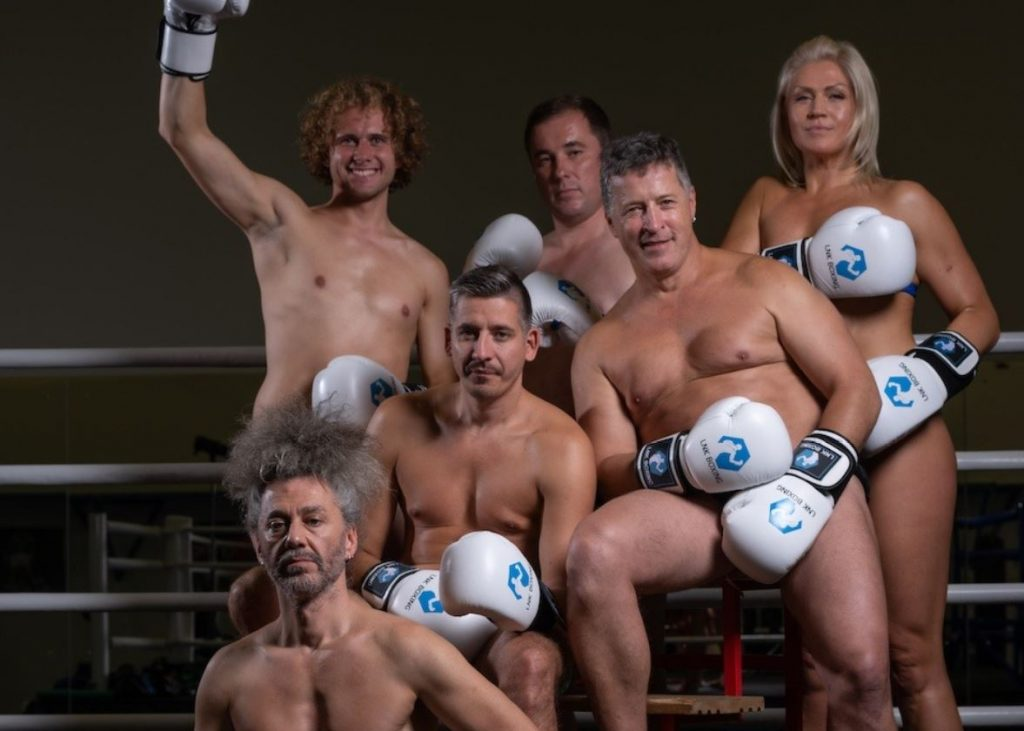 """Pašmāju slavenības cīnīsies boksa ringā TV šovā """"Rokijs LV""""."""