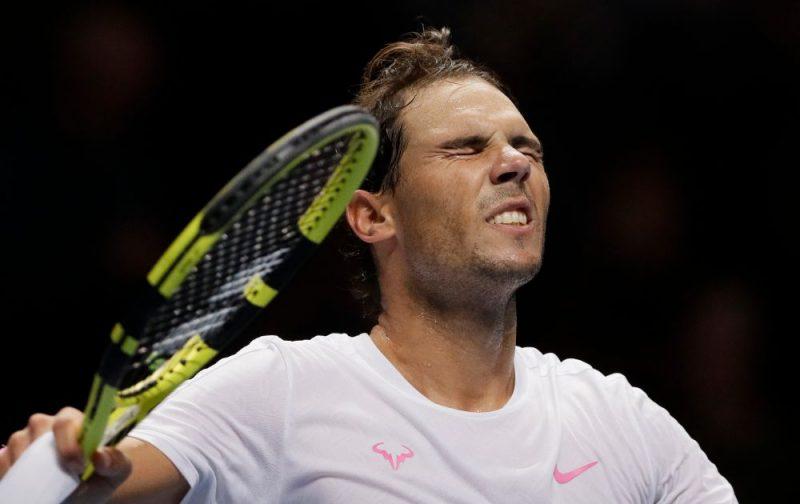 Rafaels Nadals veica fantastisku izglābšanos mačā ar Daniilu Medvedevu.