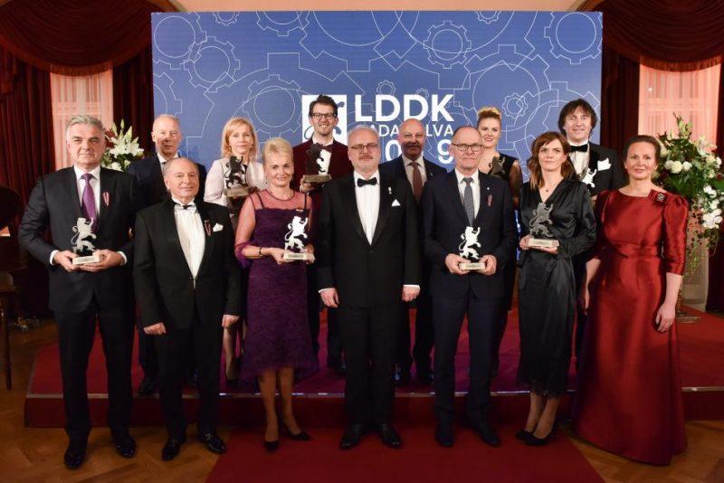Latvijas Darba devēju konfederācijas (LDDK) gada balvas svinīgā pasniegšanas ceremonija