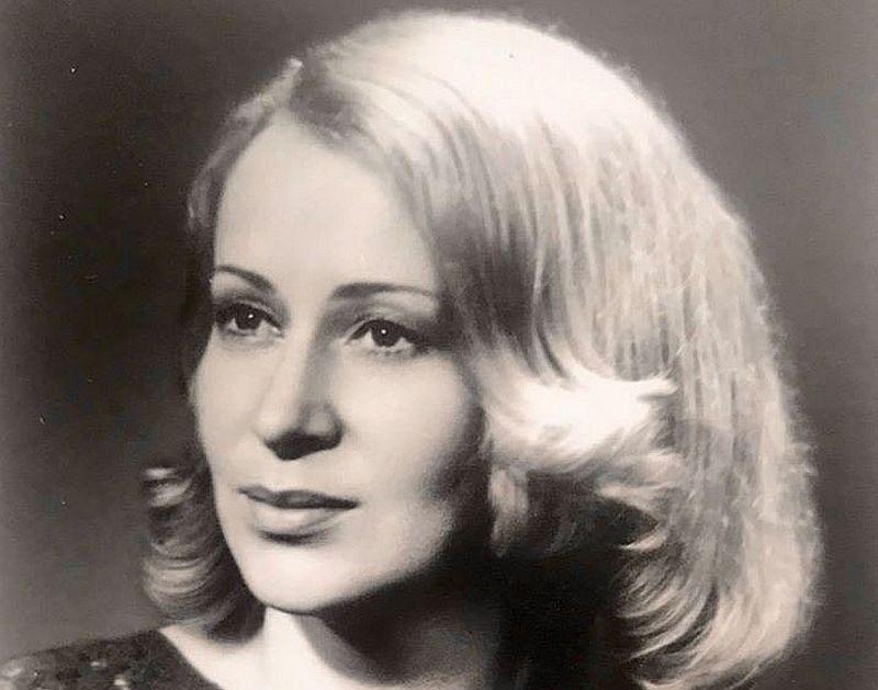 Helga Dancberga 18. 11. 1941. – 17. 11. 2019.
