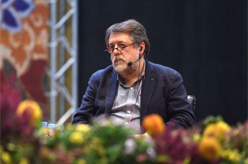 Režisors-dokumentālists Vitālijs Manskis.
