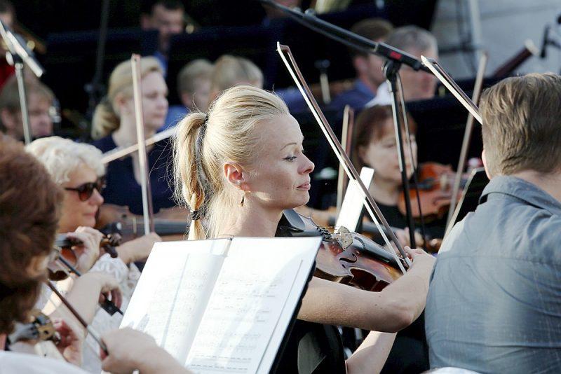 Latvijas Nacionālais simfoniskais orķestris gaida jauno koncertzāli cerībā arī uz modernām un plašākām telpām saviem mēģinājumiem.