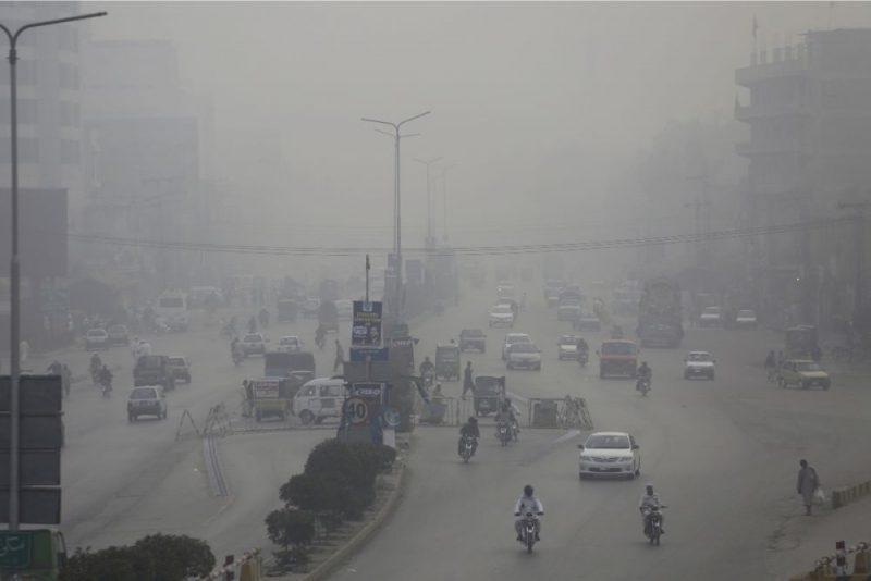 Smogs Pakistānā.