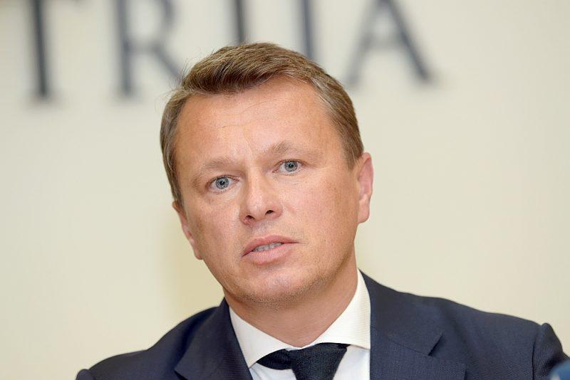 Valts Ābols, Latvijas Lielo slimnīcu asociācijas (LLSA) valdes priekšsēdētājs.