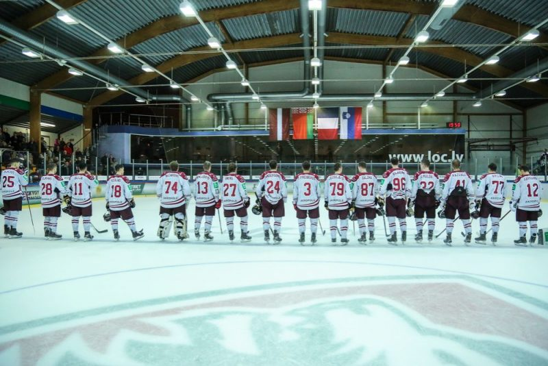 Latvijas hokeja izlase Četru nāciju turnīru Liepājā noslēdza ceturtajā vietā.