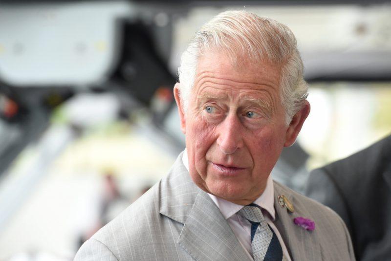 Princis Čārlzs.