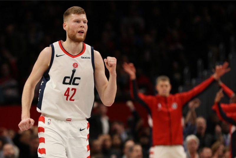Dāvis Bertāns beidzot saņēmis novērtējumu par savām snaipera dotībām un piedalīsies NBA Zvaigžņu spēles tālmetienu konkursā.