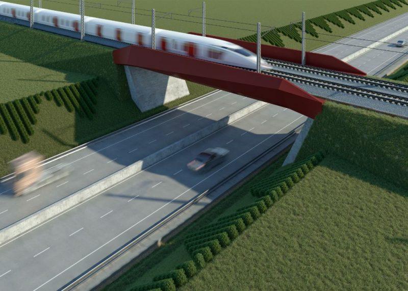 Rail Baltica infrastruktūra