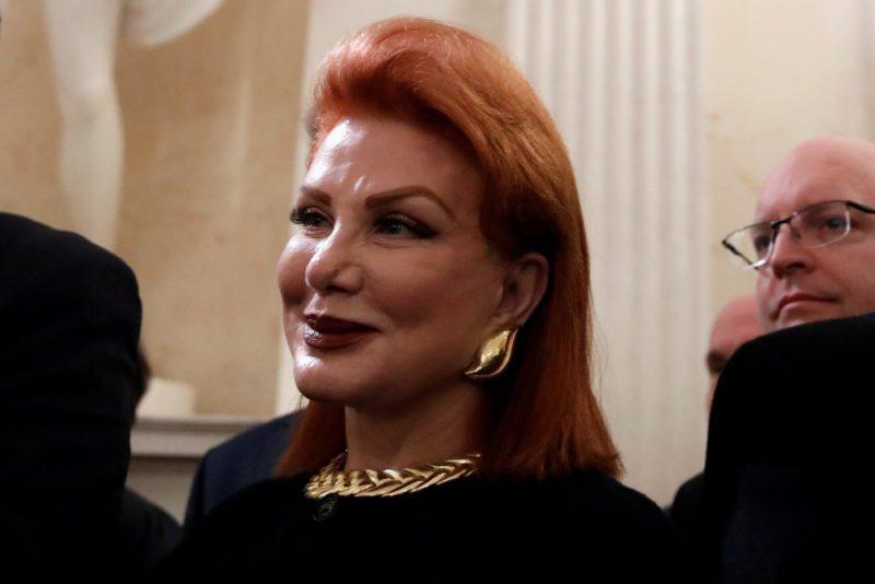 ASV vēstniece Polijā Džordžeta Mosbahere