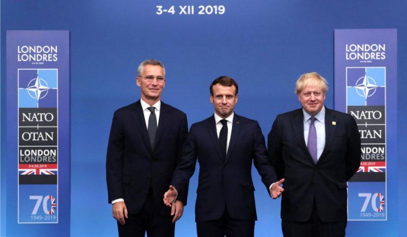 """NATO ģenerālsekretārs Jenss Stoltenbergs trešdien noraidījis Francijas prezidenta Emanuela Makrona izteikumus, ka alianse piedzīvo """"smadzeņu nāvi""""."""