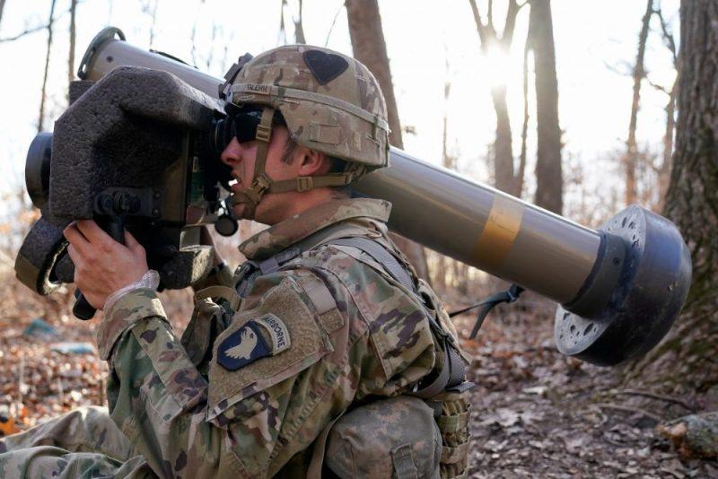 ASV karavīrs. Ilustratīvs foto.