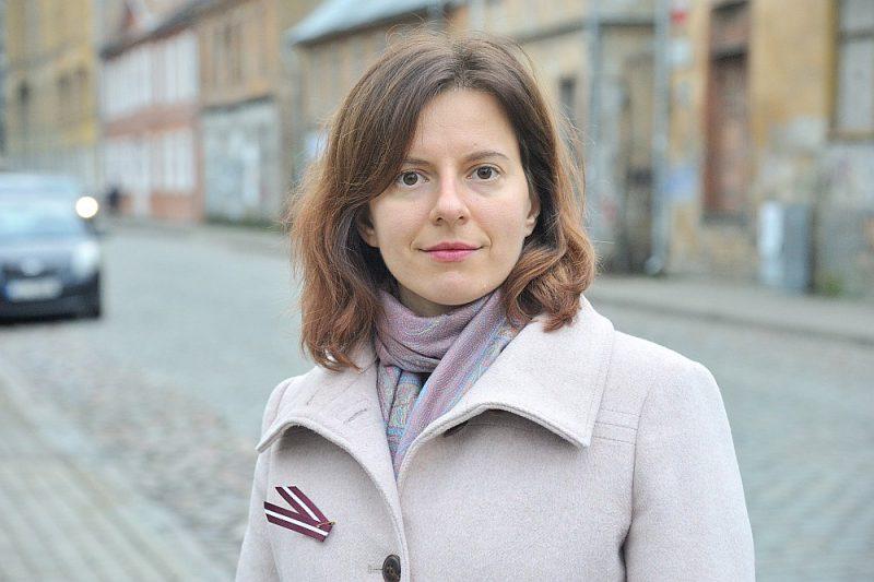 """Svetlana Amberga: """"Man bija padsmit gadu, kad izdomāju uzrakstīt sēriju seriālam """"X faili"""". Gandrīz pabeidzu, man tikai nebija īsti skaidrs, kā to novest līdz atrisinājumam."""""""