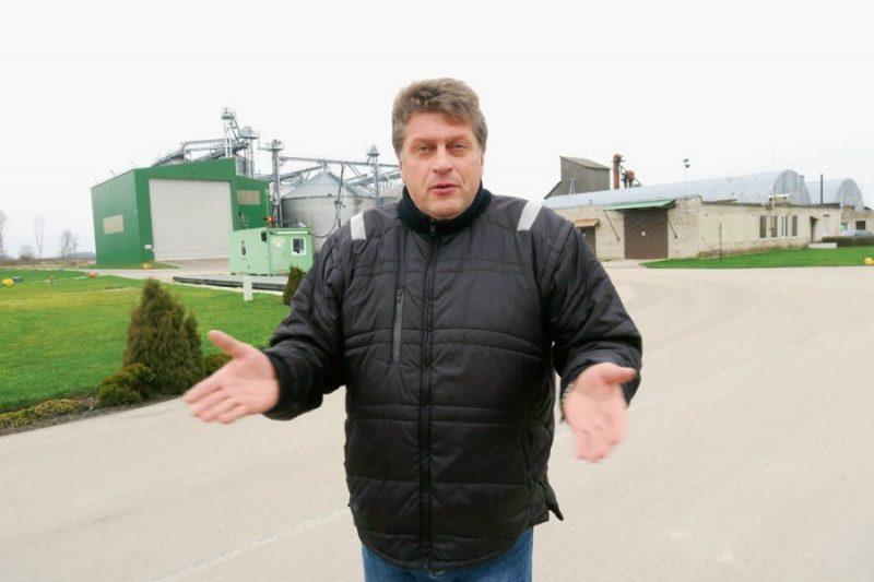 """""""Barkavas arodi"""" direktors Alberts Gailums: Lauksaimnieki jau patlaban ievēro augu aizsardzības līdzekļu lietošanas ierobežojumus, tāpēc kategoriski iebilstam jaunā likumprojekta apstiprināšanai."""